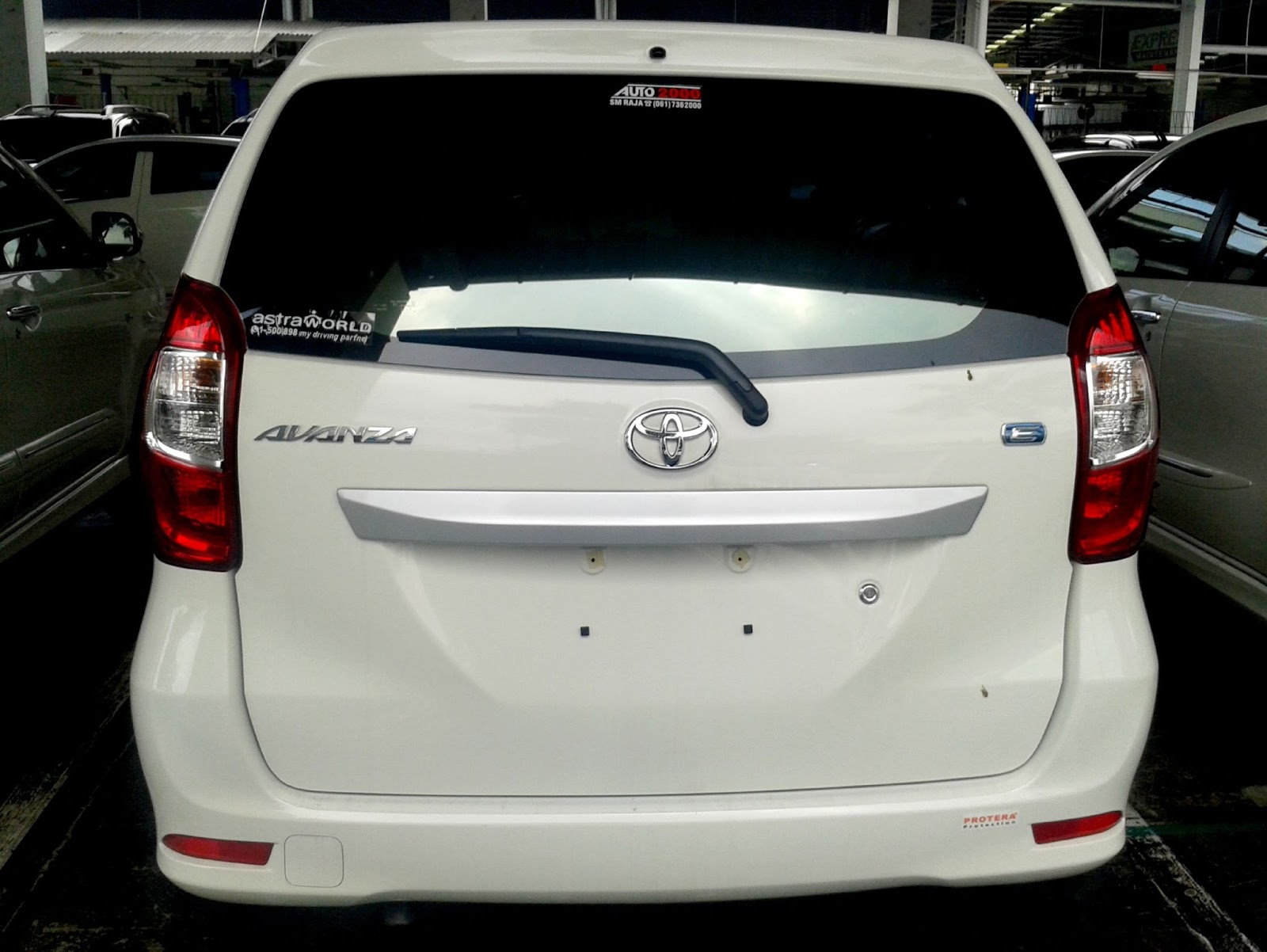 No Mesin Grand New Avanza All Kijang Innova Venturer 2018 Type E 1 3 Harga Toyota Auto 2000 Medan