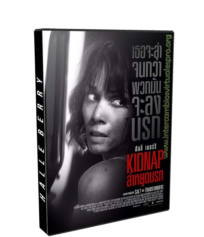 kidnap poster box cover