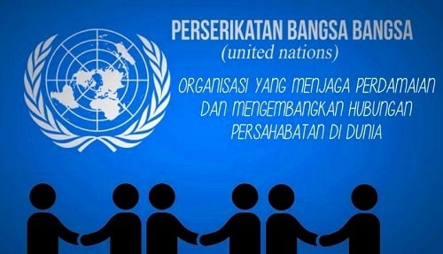 Peran Indonesia dalam PBB dalam Misi Perdamaian dan Kerjasama
