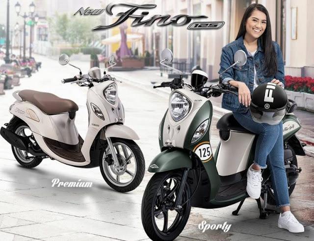 motor-matik-murah-yamaha-fino-2021-retro