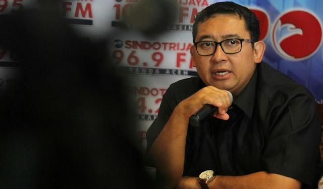 Fadli Zon Dukung Komisi III Panggil Ahok
