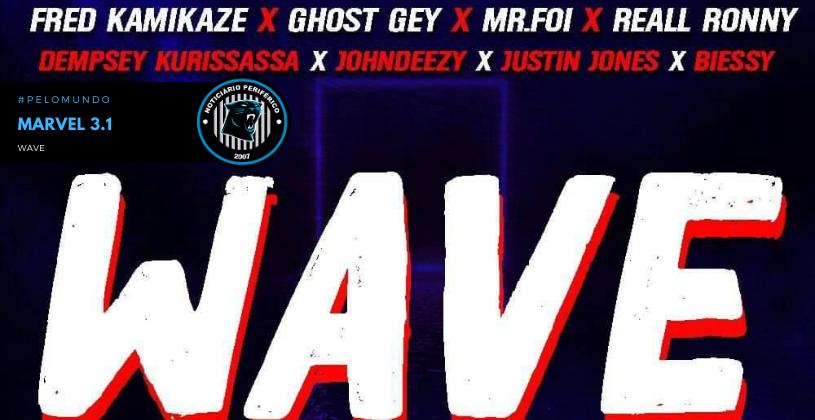 De Benguela, Angola, o grupo Marvel 3.1 lança o som WAVE