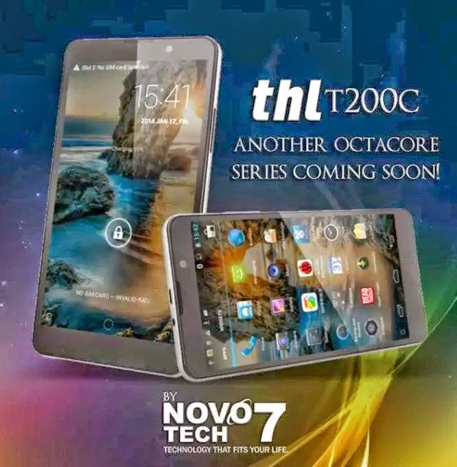 THL T200C and THL W200S Coming Soon