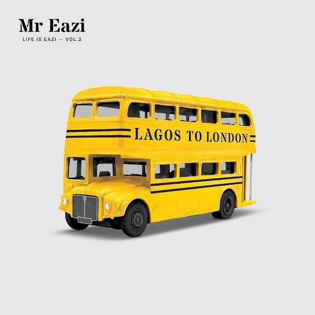 Mr Eazi - In Molue to London (Skit) ft. Broda Shaggi [Official Audio]