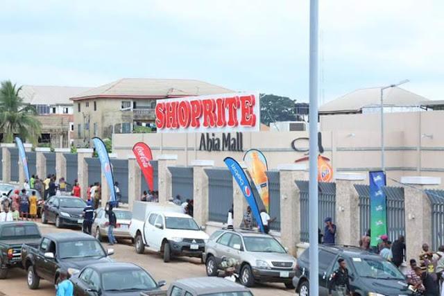 Abia State Shoprite-Abia Mall