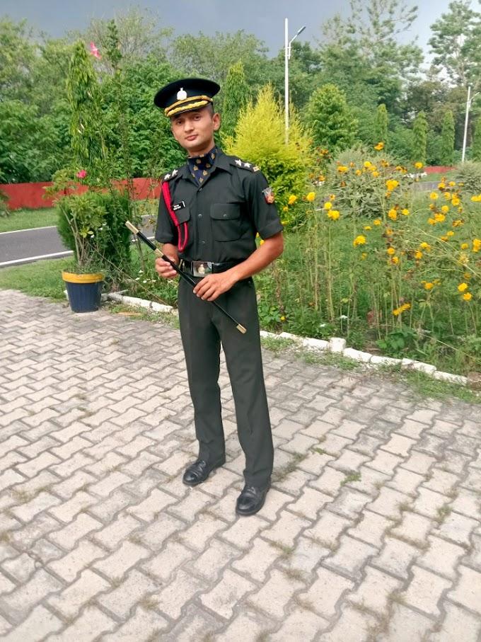 पौड़ी के  केसुंदर गांव का वेदांत रावत बना सेना में अफसर-देखें पूरी खबर