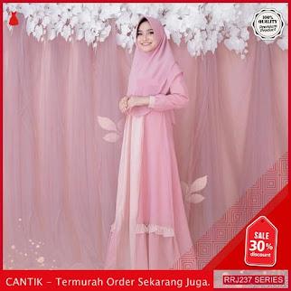 Jual RRJ237D129 Dress Monala Set Wanita Syari Sy Ff BMGShop