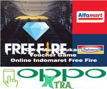 Cara Memasukan Voucher Game Online Indomaret Free Fire