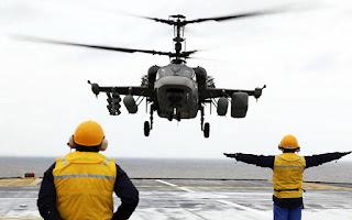 Heli Serang Ka-52K Katran