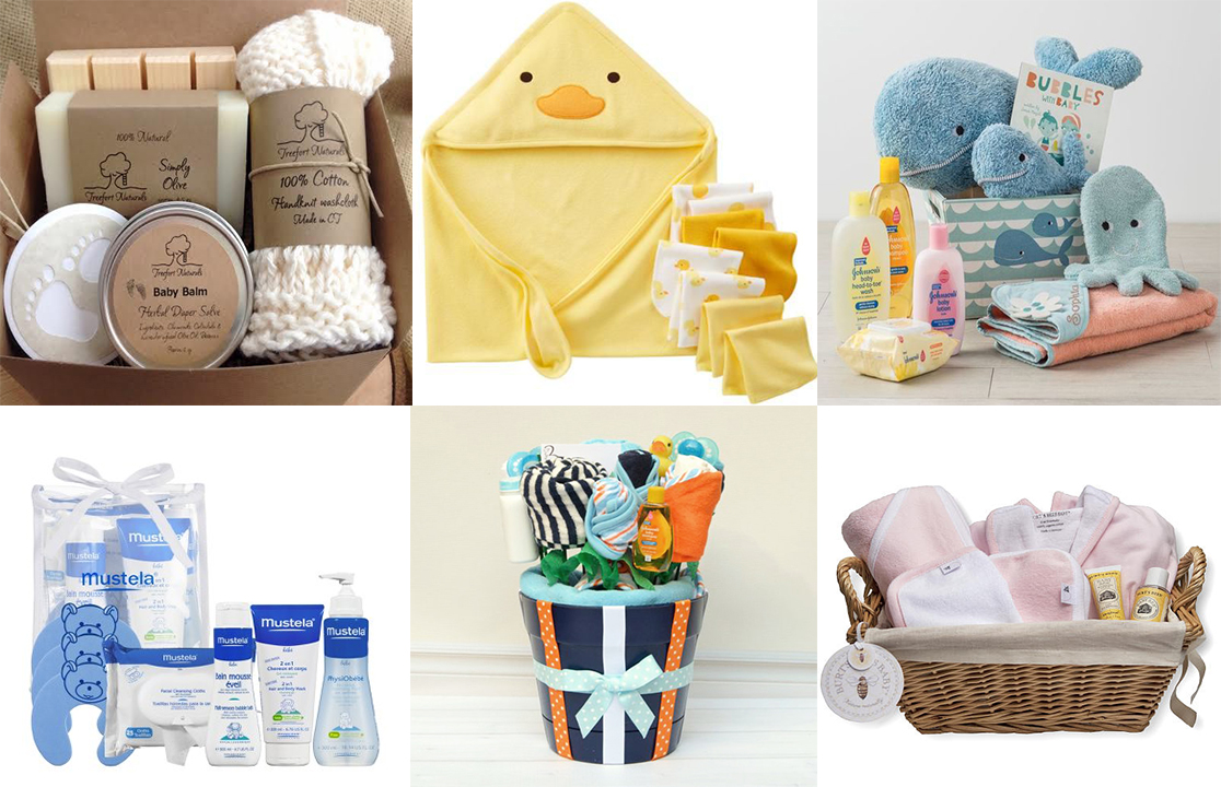 11 practical gift ideas for baby showers and full moon