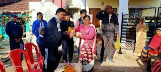 मंत्री रामकिशोर नानो कावरे के प्रयास से बंदर झीरिया के वासियों को मिलेगा जमीन का पट्टा