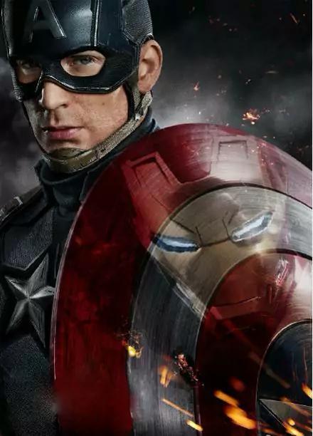 captain america and iron man wallpaper