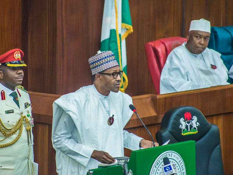 Image result for Buhari Moves To Stop National Assembly Hijack By Saraki