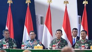 Kasau Marsekal TNI Yuyu Sutisna, ikuti Rapim Kemhan