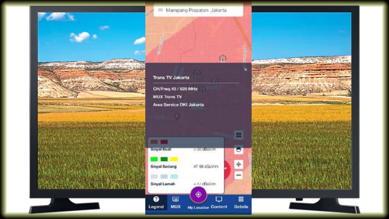 Cara Mengecek Jangkauan Sinyal TV Digital Dengan Aplikasi