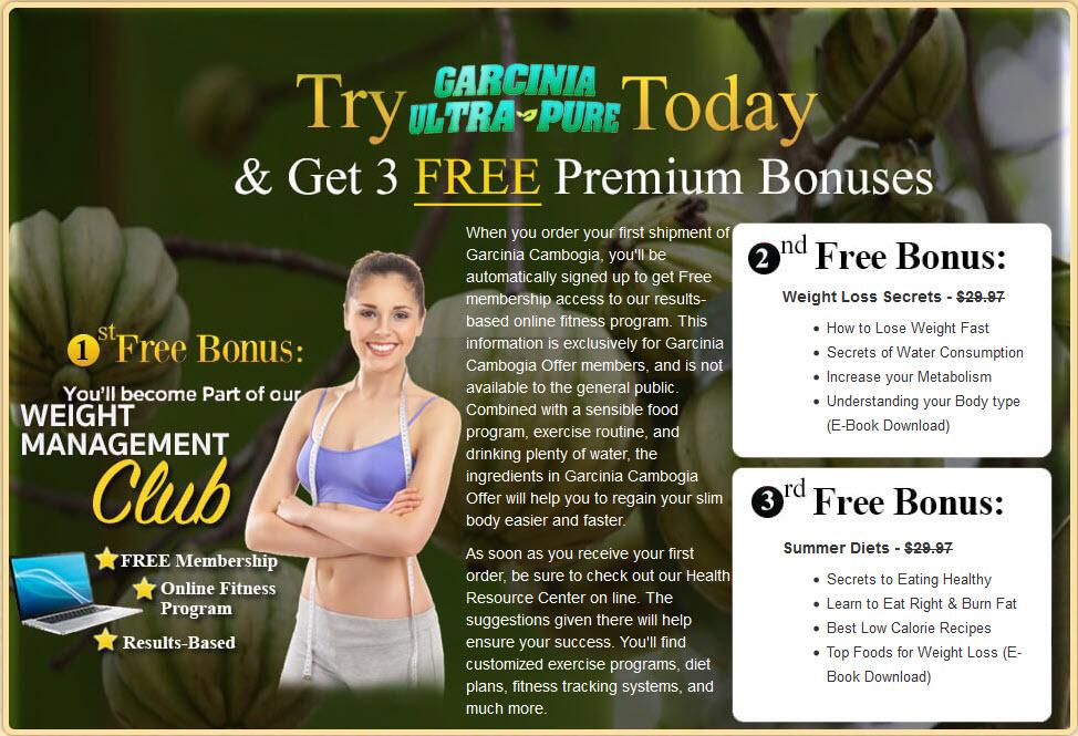 Garcinia cambogia xt official website