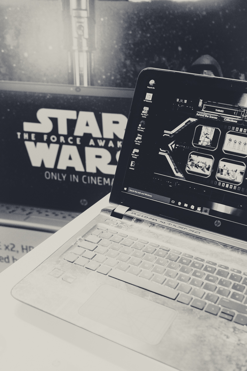 Star Wars™ Special Edition Laptop
