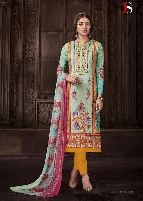 Deepsy Florent 23 Cotton Dress wholesale Price