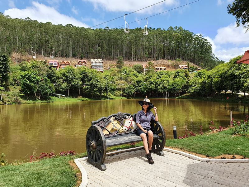 Hotel Fazenda China Park - Espírito Santo