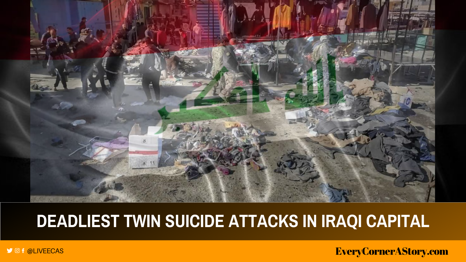 baghdad bombing suicide twin attack every corner a story dozens killed pope francis