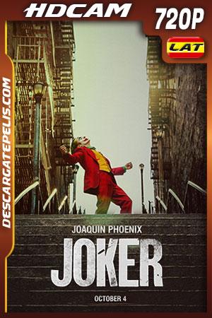 Joker (2019) HDCam 720p Latino