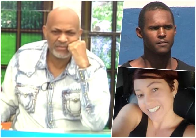 """Nelson Javier sobre el asesino de Anneris Peña: """"¿Qué hace esa lacra viva?"""""""
