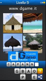 PACCHETTO 2 livello 5 - Soluzioni Trova la Parola - Foto Quiz con Immagini e Parole