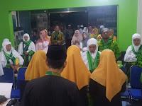 Berkah Prosesi Pemberangkatan Jamaah Dari Kantor Biro Umroh