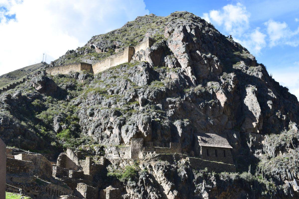 sitio arqueologico inca no peru