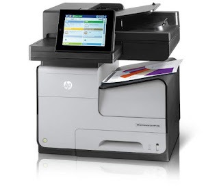 HP OfficeJet Enterprise Color Flow MFP X585z Drivers, Review
