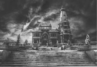 قصة القصر الذي لا تغيب عنه الشمس