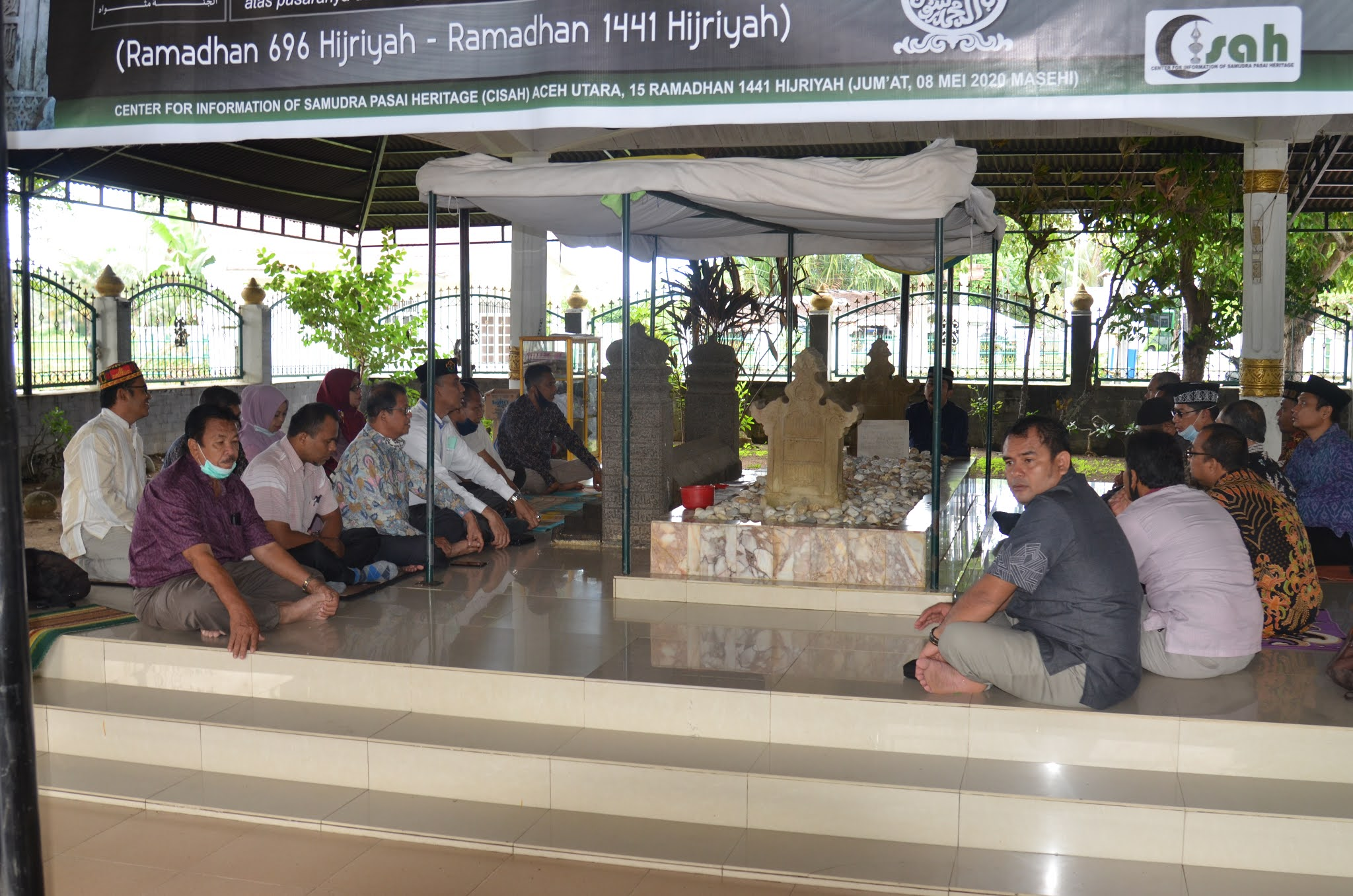 Makam Sultan Iskandar Muda Objek Wisata Religi Penuh Sejarah Kegemilangan Aceh Sa