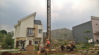 dry drilling