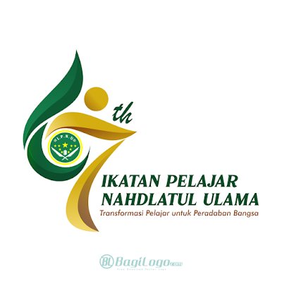 Harlah Ikatan Pelajar Nahdlatul Ulama (IPNU) ke 67 Logo Vector