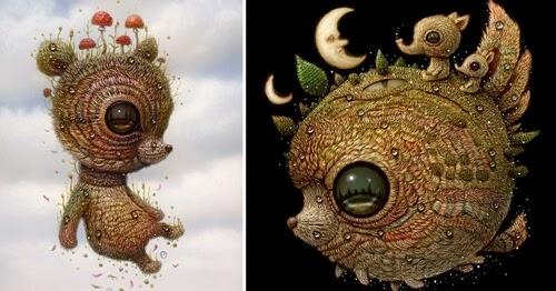 00-Naoto-Hattori-Surreal-Creature-www-designstack-co