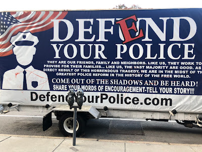 Defend Your Police
