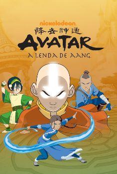 Avatar: A Lenda de Aang Completo Torrent - BluRay 720p Dublado