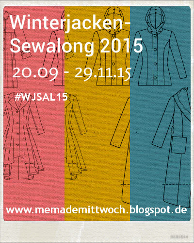 Winterjacken-Sewalong 2015