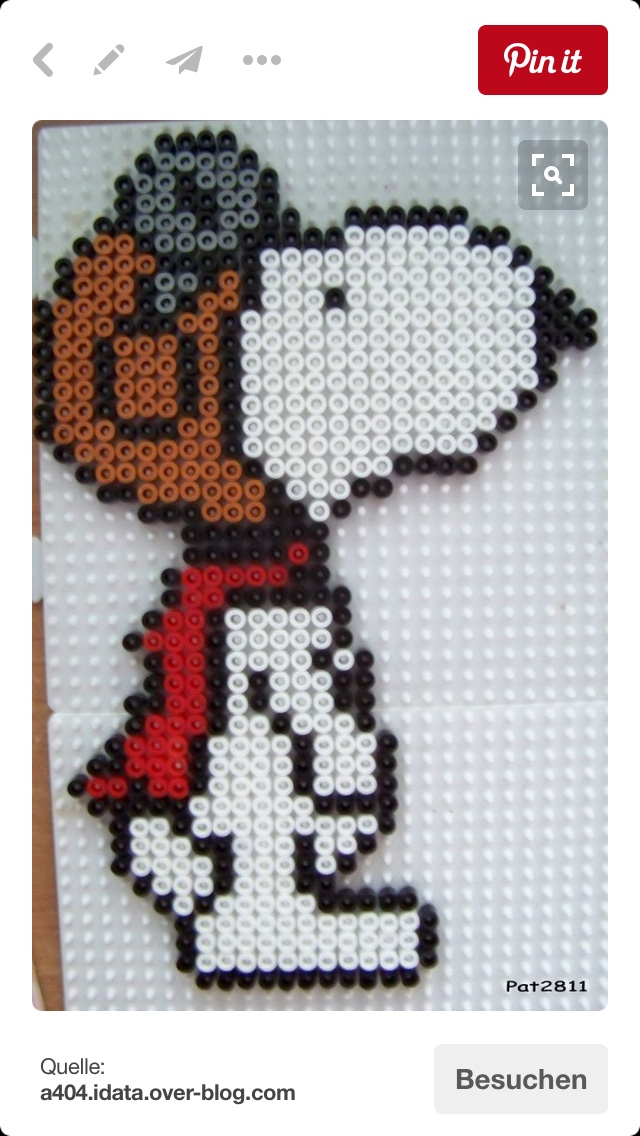 strickmuster snoopy my blog. Black Bedroom Furniture Sets. Home Design Ideas