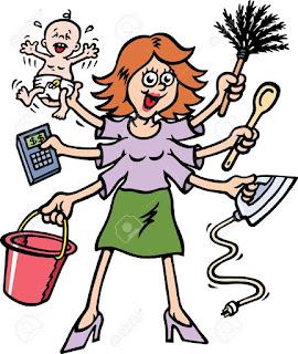 Trabalhar ou largar tudo para cuidar dos filhos?