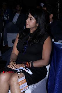 Ekta Kapoor Anurag Kashyap & Ramesh SippyAt at FICCI FRAMES 2017  0007.JPG