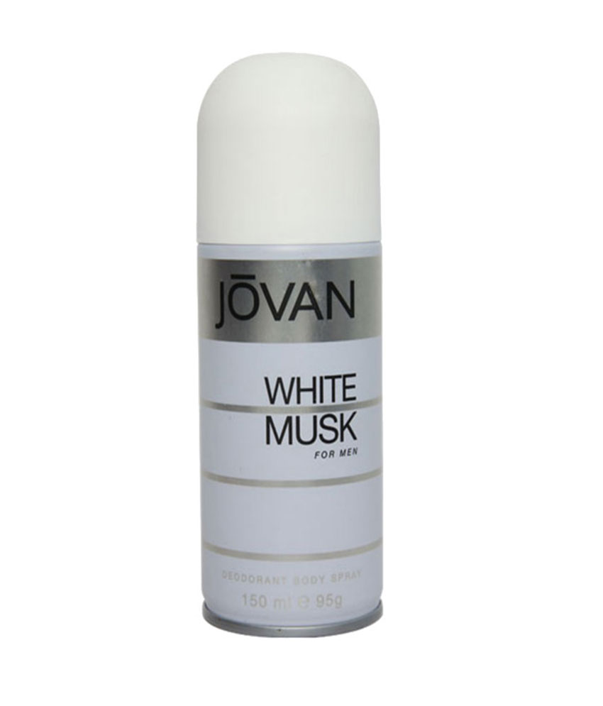 Jovan White Musk For Men 150 Ml