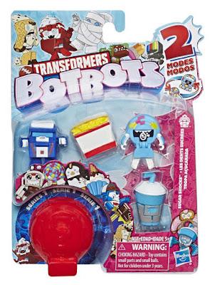 TRANSFORMERS BOTBOTS Pack 5 de Figuras | Serie 1 Sugar Shocks : Equipo de Dulcebots  Producto Oficial 2019 | Hasbro | A partit de 5 años  COMPRAR ESTE JUGUETE