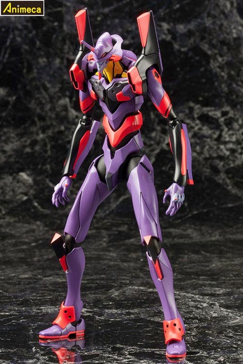 MODEL KIT 1/400 Regular Humanoid Type Weapon Artificial Human EVA 01 Awakened Ver. Rebuild of Evangelion KOTOBUKIYA