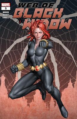 Marvel Comics Black Widow