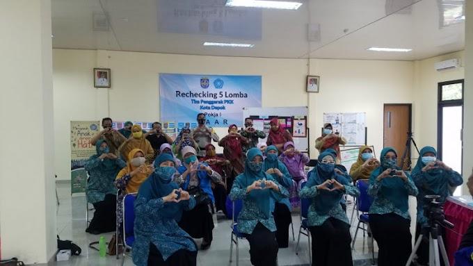 Mekarjaya Wakili Depok Lomba TP PKKK Tingkat Provinsi Jabar