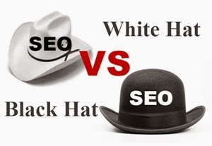 Perbedaan White Hat Seo dan Black Hat Seo Serta Pengertiannya