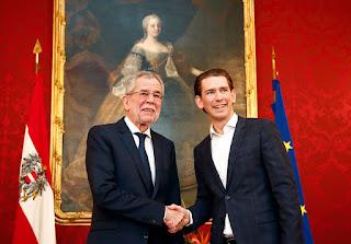 كورتس يشدد رفضه لمقترح الرئيس النمساوي بخصوص اللاجئين