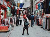 Belanja Baju Di Turki