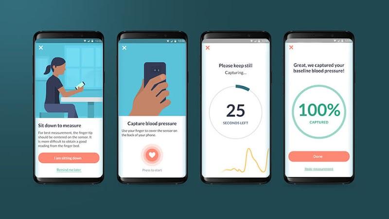 """4 aplicaciones inteligentes lo ayudan a """"controlar"""" su presión arterial"""